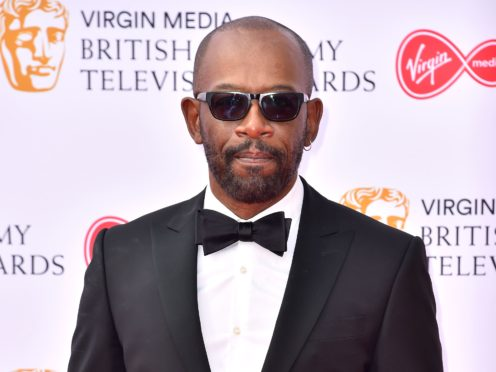 Lennie James lost his mother when he was 11 (Matt Crossick/PA)
