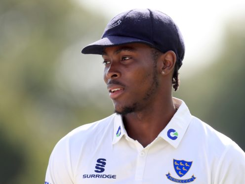Jofra Archer is a selection doubt (Simon Cooper/PA)