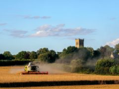 A new deal for farmers is needed to help them deliver action on climate and nature, the IPPR think tank has said (Steve Parsons/PA)