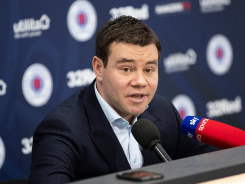 Rangers sporting director Ross Wilson has welcomed the invitation (Kirk O'Rourke/PA)
