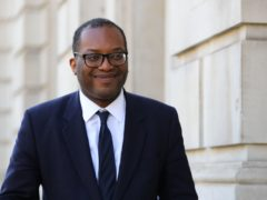 Kwasi Kwarteng said a range of options are being considered for Liberty Steel (Aaron Chown/PA)