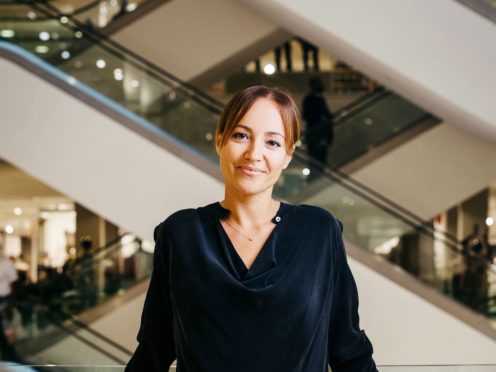 Paula Nickolds has joined Sainsbury's (Greg Funnell/PA)