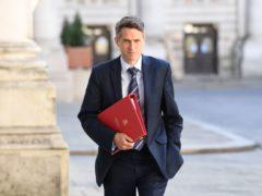 Secretary of State for Education Gavin Williamson (Stefan Rousseau/PA)
