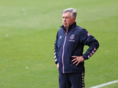 Everton manager Carlo Ancelotti has plenty of planning to do for next season (Richard Sellers/PA)