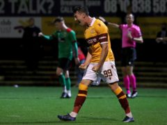 Christopher Long is leaving Motherwell (Andrew Milligan/PA)
