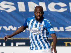 Youssouf Mulumbu made an unexpected exit from Kilmarnock (Jeff Holmes/PA)