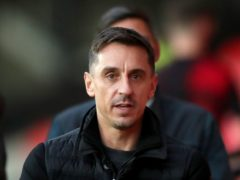 Former Manchester United defender Gary Neville has helped launch a petition calling for an independent regulator in the English game by the end of the year (Martin Rickett/PA)