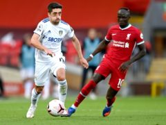 Pablo Hernandez, left, will leave Elland Road at the end of the season (Shaun Botterill/PA)