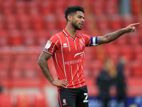 Lincoln captain Liam Bridcutt has recently returned from a calf injury (Mike Egerton/PA)