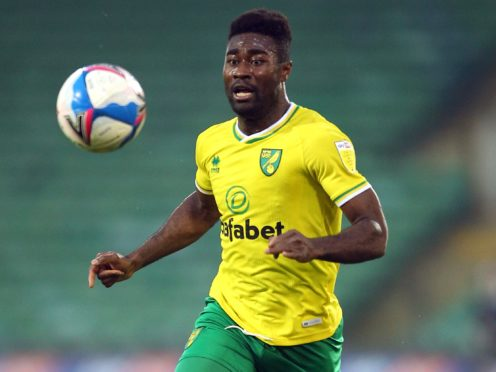 Alex Tettey is leaving Norwich (Nigel French/PA)