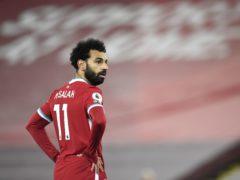 Mohamed Salah (Peter Powell/PA)