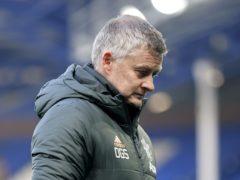 Manchester United manager Ole Gunnar Solskjaer (Clive Brunskill/PA)