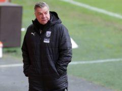Sam Allardyce has suffered a first Premier League relegation (Richard Sellers/PA)