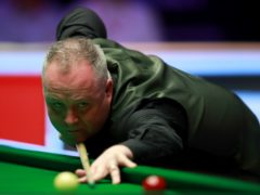 John Higgins is a four-time winner of the British Open (Adam Davy/PA)