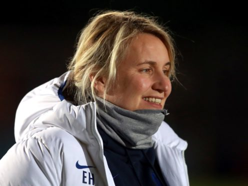 Sunday's Women's Champions League final sees Emma Hayes' Chelsea take on Barcelona (Adam Davy/PA)