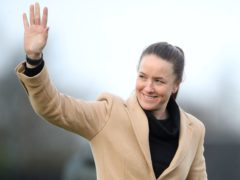 Manchester United head coach Casey Stoney will step down at the end of the season (Martin Rickett/PA)