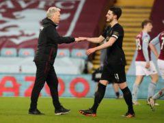 David Moyes says Declan Rice is crucial to West Ham (Nick Potts/PA)