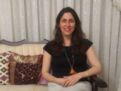 Nazanin Zaghari-Ratcliffe (Free Nazanin Campaign/PA)