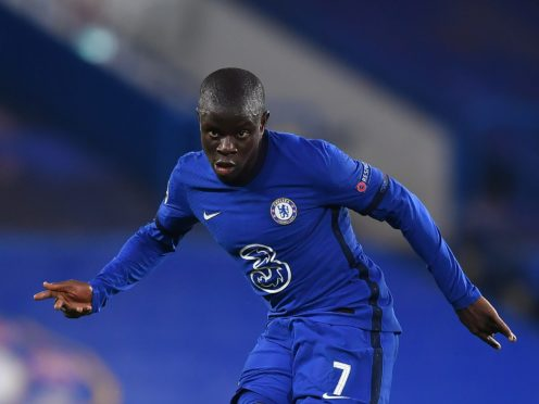N'Golo Kante, pictured, has hit back to his very best form with Chelsea under new boss Thomas Tuchel (Ben Stansall/PA)