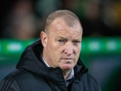 Brian Rice believes Hamilton can climb their way out of danger after their win against St Mirren (Jeff Holmes/PA)