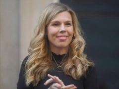 Carrie Symonds (PA)