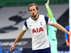 Harry Kane has been linked with a move away from Tottenham (Julian Finney/PA)