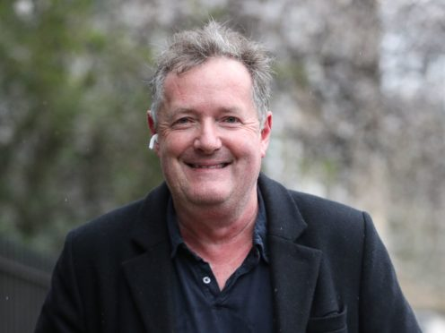 Piers Morgan said he has been approached about a potential return to Good Morning Britain (Jonathan Brady/PA)
