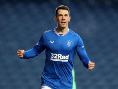 Ryan Jack has had a calf operation (Jane Barlow/PA)