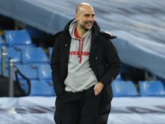 Pep Guardiola's Manchester City get an early look at Champions League final opponents Chelsea this weekend (Clive Brunskill/PA)