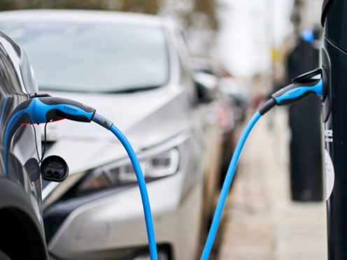 The Government lacks a plan for the 'huge challenge' of banning the sale of new petrol and diesel cars by 2030, MPs have warned (John Walton/PA)