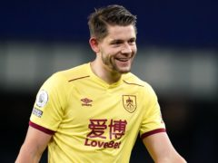 James Tarkowski is one of Burnley's most dependable performers (Jon Super/PA)