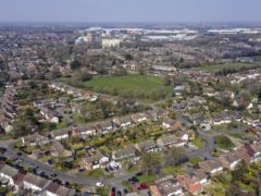 Houses in Hemel Hempstead.This year's housing market is on course to be the busiest since 2007, according to Zoopla (Steve Parsons/PA)