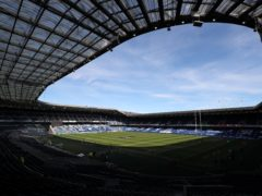 A small crowd will watch the Lions v Japan at Murrayfield (Jane Barlow/PA)