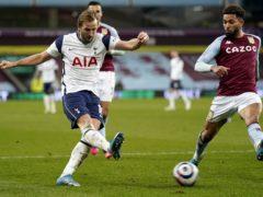 Aston Villa boss Dean Smith believes Harry Kane will remain focused (Tim Keeton/PA)