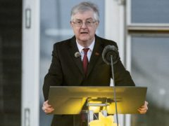 First Minister Mark Drakeford (Matthew Horwood/PA)