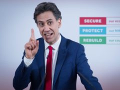 Shadow business secretary Ed Miliband argues for workers on company boards in his new book (Stefan Rousseau/PA)