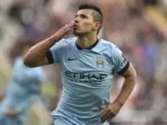 Sergio Aguero has had an outstanding Manchester City career (Owen Humphreys/PA)