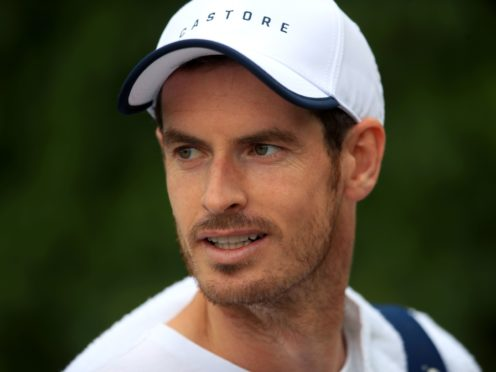 Andy Murray is gearing up for another comeback (Adam Davy/PA)