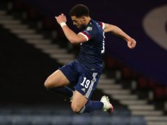 Che Adams has boosted Scotland's Euro chances according to Kenny Dalglish (Andrew Milligan/PA)