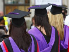 The Higher Education (Freedom of Speech) Bill will be introduced in Parliament for the first time on Wednesday (Chris Ison/PA)