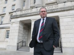 Doug Beattie is the only declared candidate to become the new Ulster Unionist leader