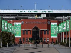 Celtic intend to announce their new manager soon (Jane Barlow/PA)