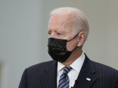 President Joe Biden has been warned by North Korea after last week calling the country a security threat ((Evan Vucci/AP)