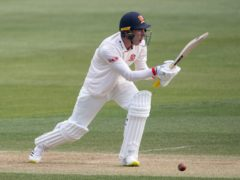 Dan Lawrence made a timely century for Essex (Joe Giddens/PA)