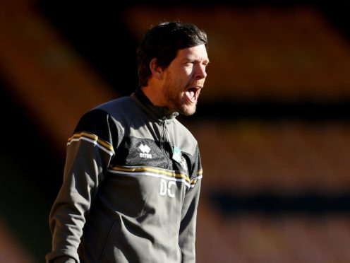 Darrell Clarke was frustrated with the way the game played out (Bradley Collyer/PA)