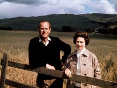 The Duke of Edinburgh and the Queen (PA)