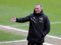 Lincoln manager Michael Appleton has options ahead of the League One play-off showdown with Sunderland (Richard Sellers/PA)
