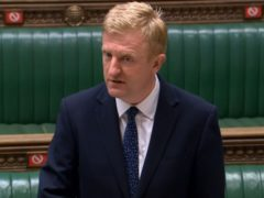 Oliver Dowden has said the interim report into the running of football will be published by the summer (House of Commons/PA Wire)