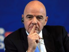 Gianni Infantino has denied that FIFA colluded with European Super League clubs (Nick Potts/PA)