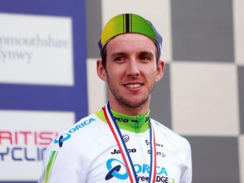 Simon Yates is a leading contender to win the Giro d'Italia (David Davies/PA)